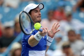 Murray menangi gelar Madrid Open virtual setelah kalahkan David Goffin
