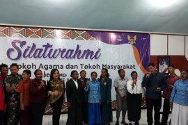 Di Kediri, Wali Kota pastikan kebersamaan dengan anak-anak Papua baik