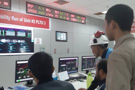 PLTU Parit Baru Site Bengkayang kapasitas 100 MW sudah beropersi penuh