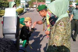 Danrem 101/Antasari kunker ke Tabalong