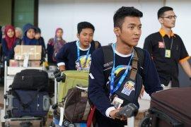 Siswa SMN asal Jatim banyak belajar budaya Gorontalo