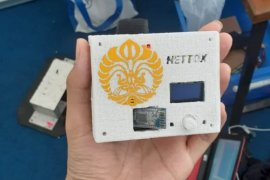 Mahasiswa UI ciptakan alat atasi kecanduan  internet