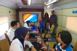 Daop Madiun berikan layanan kesehatan gratis untuk warga Ngawi