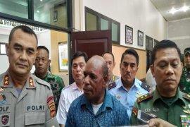 Kapolda Papua fasilitasi pertemuan terkait aksi demo