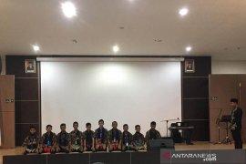 Penampilan Rapai Geleng SMN Banten tuai pujian tamu undangan