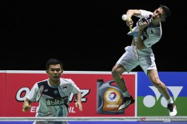 Indonesia sisakan empat  wakil di perempat final Kejuaraan Dunia 2019