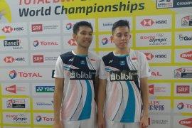 Fajar/Rian mengikuti Ahsan/Hendra ke 16 besar Kejuaraan Dunia