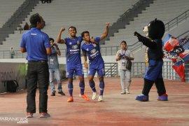 Persiba telan kekalahan 2-1 di kandang PSIM Yogyakarta