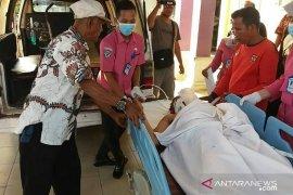 Kabar duka, anggota Satgas Karhutla meninggal saat bertugas