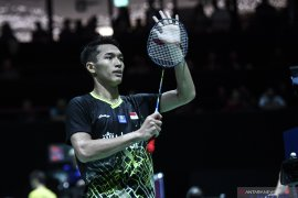 Fuzhou China Open - Jojo maju ke perempat final