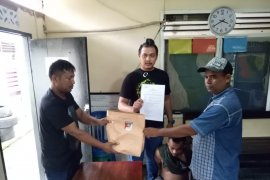 Polisi ringkus tersangka pelaku curanmor di pulau Seram