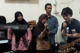 Orkestra Jepang kunjungi sekolah berkebutuhan khusus SLB-A YPAB Surabaya