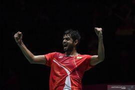 Sai Preneeth ditarik dari Thailand Open karena positif COVID-19