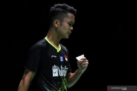 Di China Open 2019, Anthony Ginting diminta bermain lebih fokus