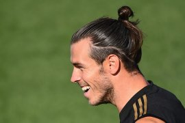 Pelatih Zidane tantang Gareth Bale buktikan diri lagi