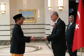 President Erdogan to visit Indonesia in the first quarter of 2020