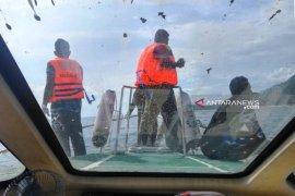 Cuaca ekstrem ganggu pencarian mahasiswa USU yang hilang di perairan Aceh Selatan