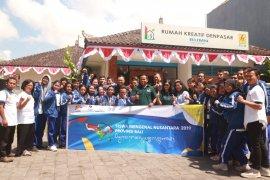 23 peserta SMN dari Kalbar kunjungi RKB PLN Denpasar