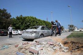 Bandara  Ibu Kota Libya ditutup akibat serangan Artilleri