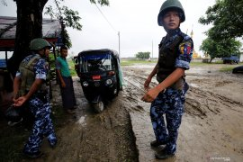 Berita Dunia - Belasan sandera dibebaskan dalam serangan terhadap gerilyawan Rakhine