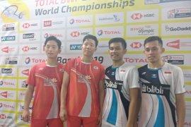 Indonesia pastikan tempat di final setelah Fajar/Rian ke semifinal