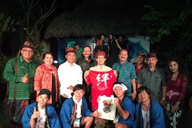 """Kemenpar dukung """"Brotherhood Camp"""" tingkatkan citra pariwisata Bali"""