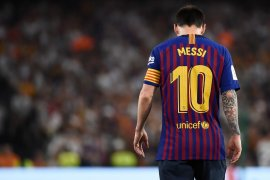 Lionel Messi bebas tinggalkan Barca kapan saja