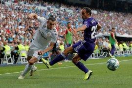 Valladolid tahan imbang Real Madrid di Bernabeu