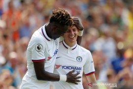 Cetak gol lawan The Blues, Abraham dan Mount bayar lunas kepercayaan Lampard