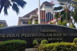 50 anggota DPRD Kota Bekasi dilantik Senin