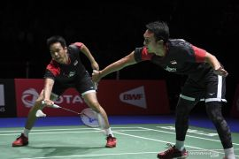 Denmark Open  - The Daddies ke perempat final usai atasi Malaysia