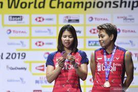 Empat wakil Indonesia melaju  ke semifinal Chinese Taipei Open 2019