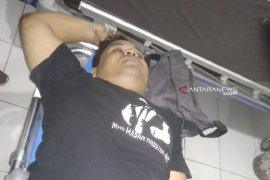 Driver ojol di Medan patah tulang ditendang jambret