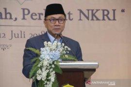 Zulkifli sebut PAN akan dukung kebijakan pemerintahan Jokowi