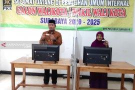 PKS gelar e-voting internal tentukan bakal Cawali Surabaya 2020