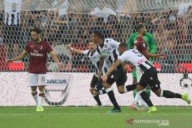 Milan buka musim kalah di markas Udinese