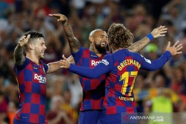 Barcelona taklukan badai cedera demi menangi laga Liga Spanyol