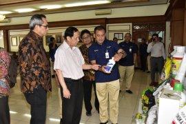 Laos berencana perluas kerja sama dengan Petrokimia Gresik