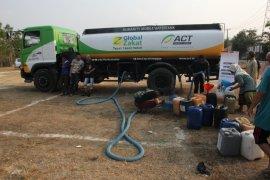 Global Zakat-ACT bantu masyarakat terdampak kekeringan di Bekasi