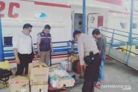 Polsek Bangka Barat tingkatkan pengawasan penumpang kapal cepat