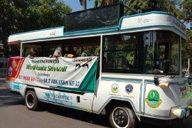 Organda Garut jadikan Bus Wisata Sonagar untuk mendongkrak UKM