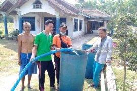 Warga Mesuji Lampung alami krisis air bersih