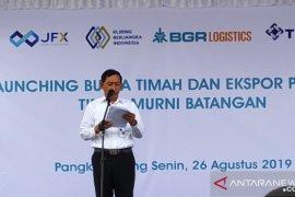 Kemendag dorong bursa timah Indonesia jadi acuan harga komoditas dunia
