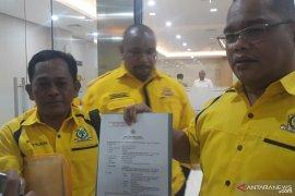 Golkar laporkan Ketua dan Wasekjennya soal pemalsuan surat