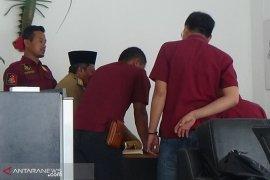 Polisi geledah kantor DKP Kota Bengkulu