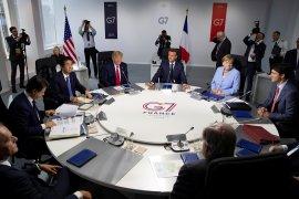 Jerman tolak usul Trump  untuk terima Rusia kembali ke G7