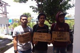 Pabrik tahu tidak miliki pengolahan limbah di Ternate ditutup