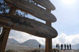 Kawasan wisata pendukung Gunung Bromo disiapkan