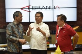 "Rudiantara ingin ANTARA integrasikan seluruh ""newsroom"" kementerian"