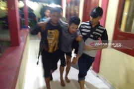Polisi ringkus terduga pelaku pembunuh anak mantan Ketua KPU Nias Utara